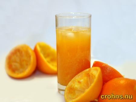 Pressade apelsiner