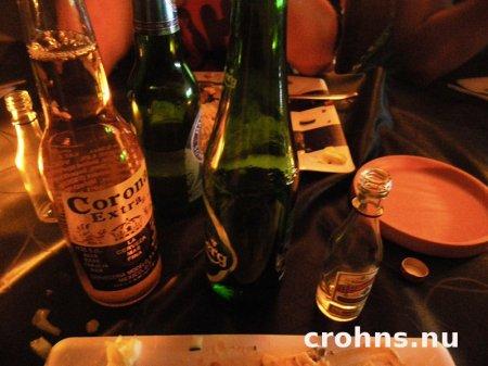 Öl och snaps