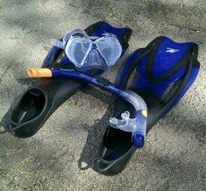 Snorkel-set