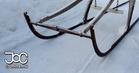 Vinterkylan har tagit ett fast grepp om det nya året.