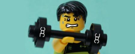 Var rädd om kroppen och träna smart.